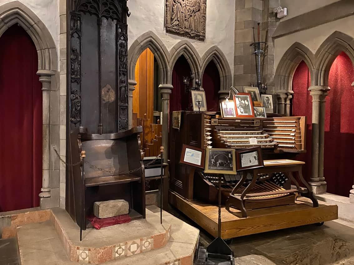 Hammond's Castle Organ