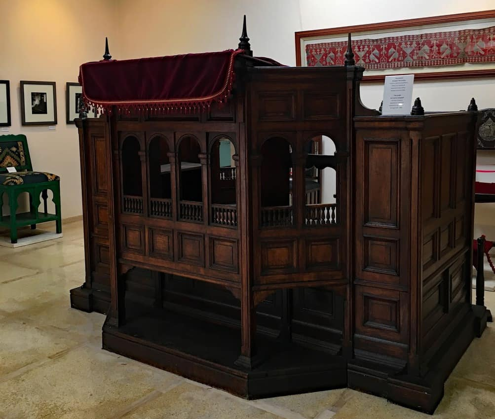 Items from restored synagogues in cities around Morocco have been brought to Casablanca's Museum of Moroccan Judaism, the only Jewish museum in the Islamic world.