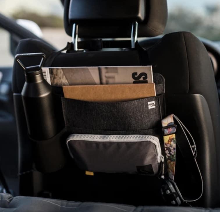 Luno Life seatback organizer.
