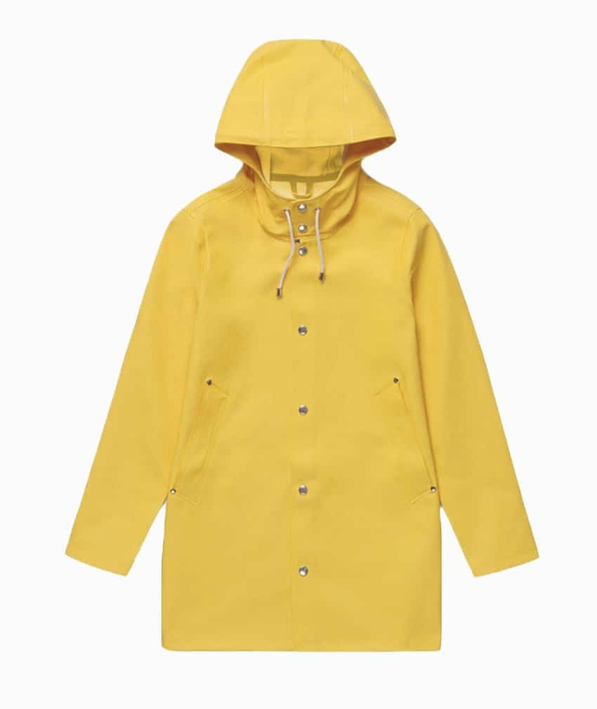 Baxter Wood raincoat