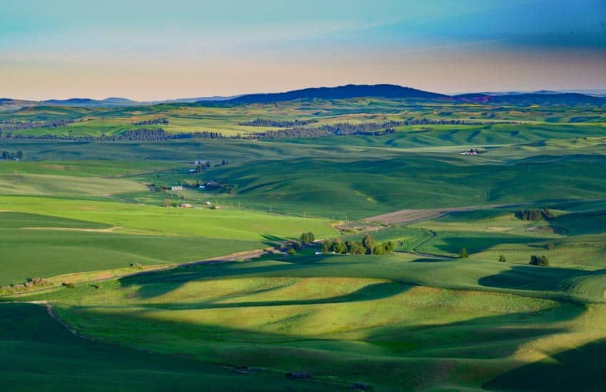 For photographers, Steptoe Butte State Park is a highly prized destination for sunrise and sunset images.