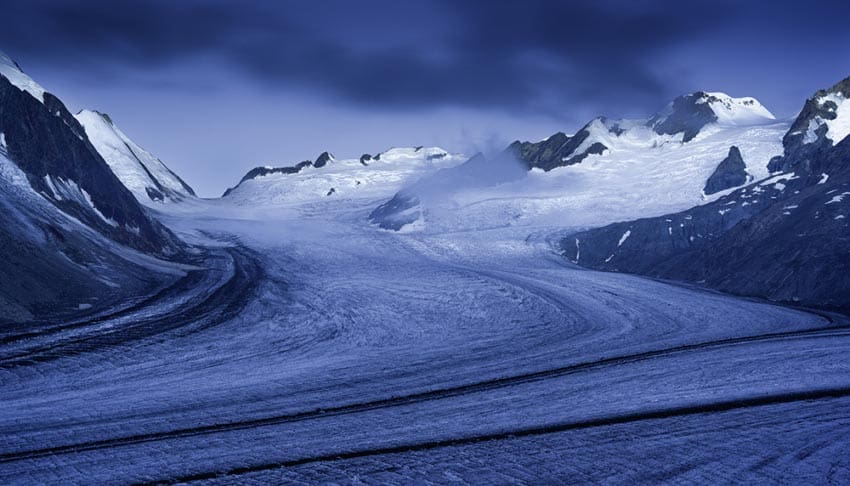 The Alps by The Alps: A New Photo Book by Lorenz Andreas Fischer