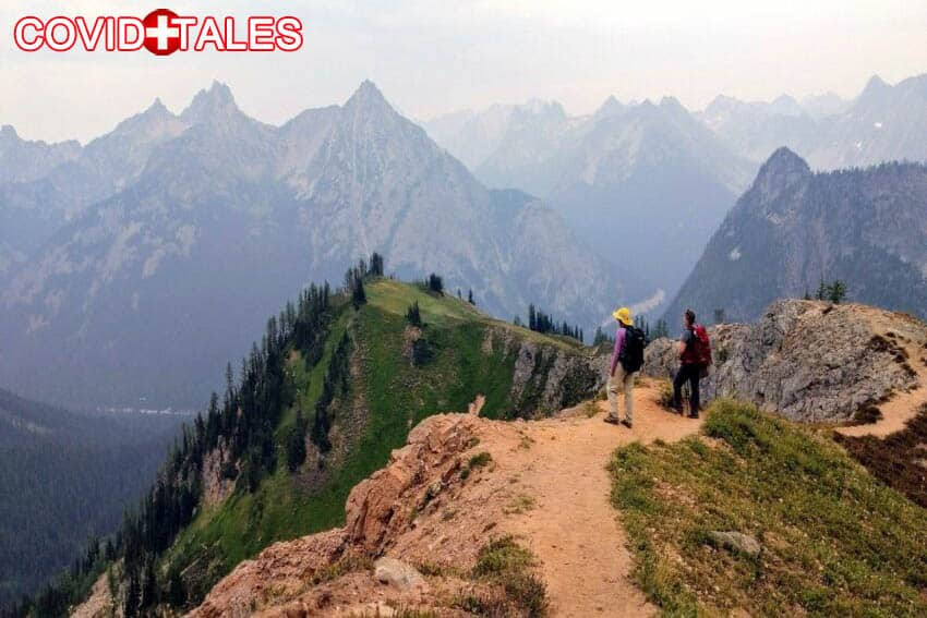 Hiking the Cascades During the 2020 Pandemic