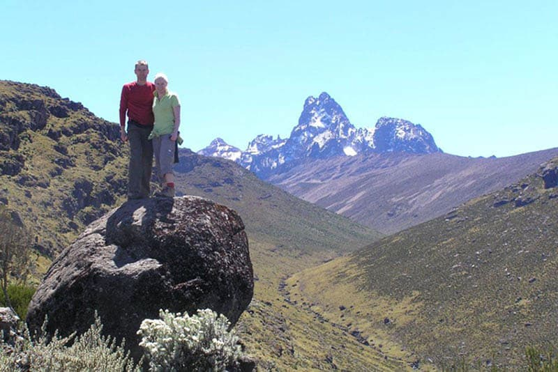 Mount Kenya: Beacon of Brightness in Africa's Heart