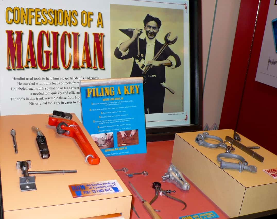 tools of the magician