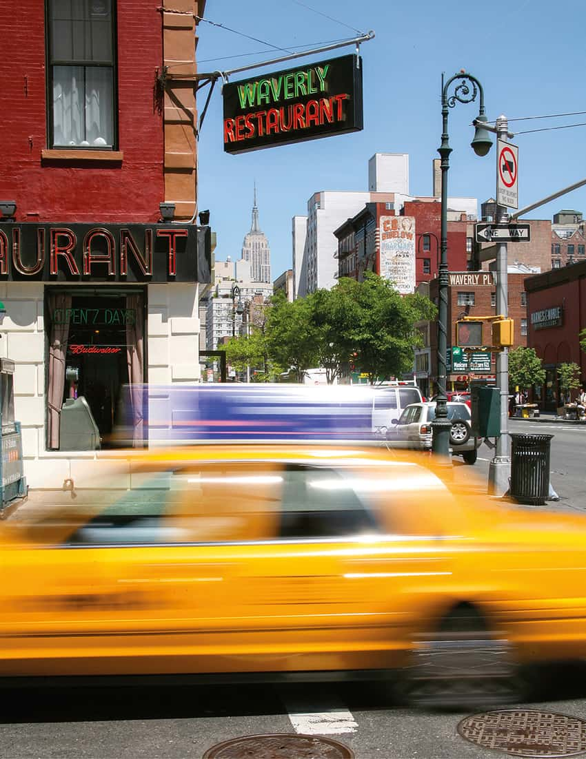 Greenwich Village, NYC 2010