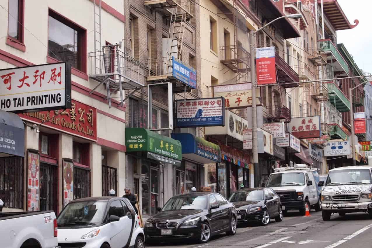 San Francisco's Chinatown has many interesting secrets that are unlocked on a local's tour. Max Hartshorne photos.