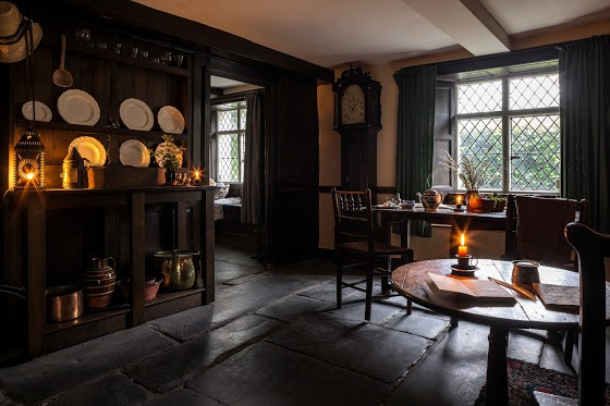 William Wordsworth wrote his famous poem Daffodil in Dove Cottage. Gareth Gardner photo.