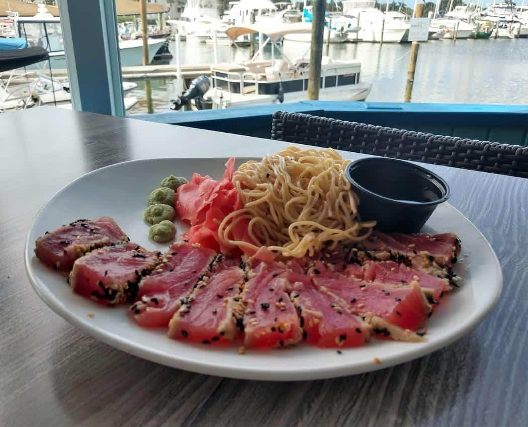 Dry Dock tuna