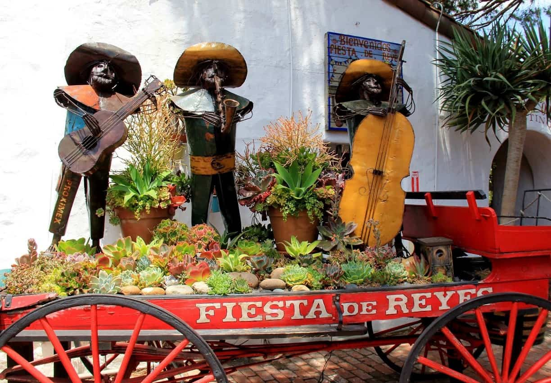 Old Town San Diego Fiesta del Reyes
