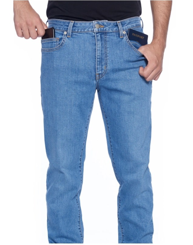 Aviator travel jeans. A great pair!