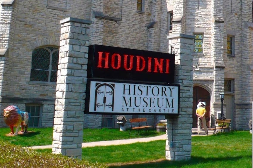 Wisconsin's Harry Houdini Museum