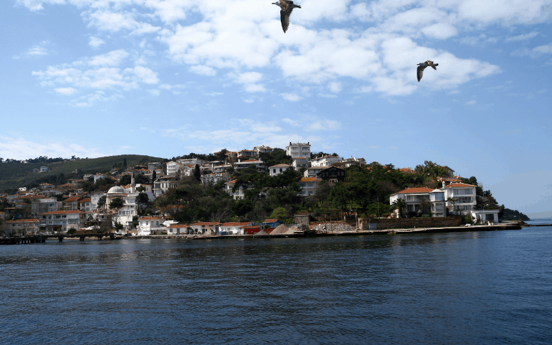 Prince Island, near Istanbul, is a great day trip.