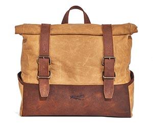Eschweiler Rolltop Messenger Bag