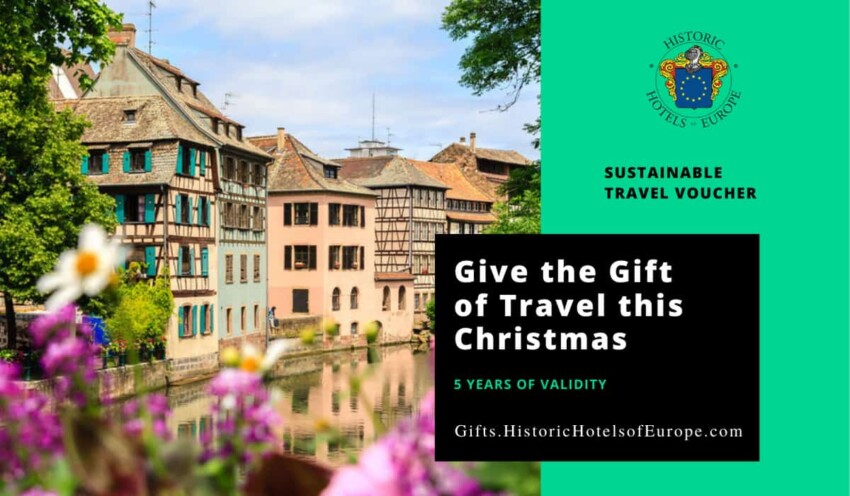 Historic Hotels of Europe Eco Voucher8