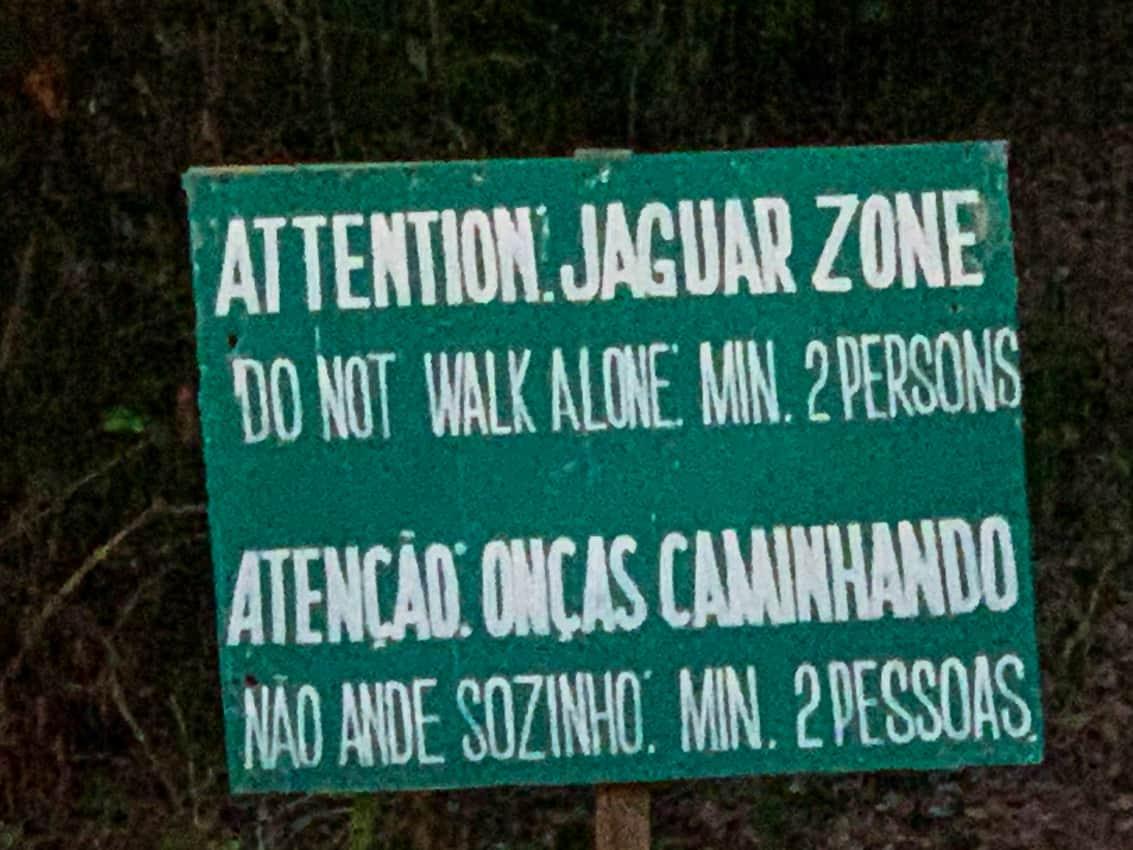 JaguarWarningSign