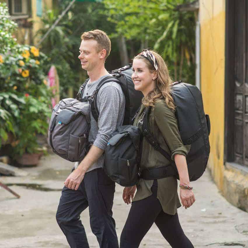 Kosan Travel Backpack System