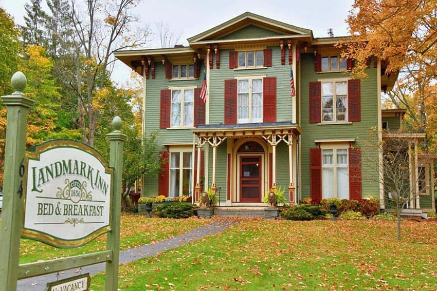 Cooperstown Landmark Inn: A perfect road trip escape