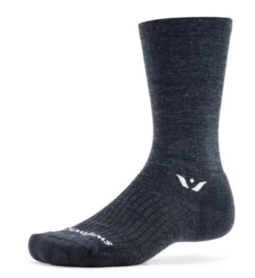Swiftwick merino wool socks.