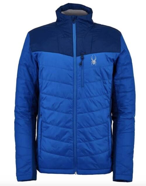 Spyder Glissade Hybrid Old Glory jacket