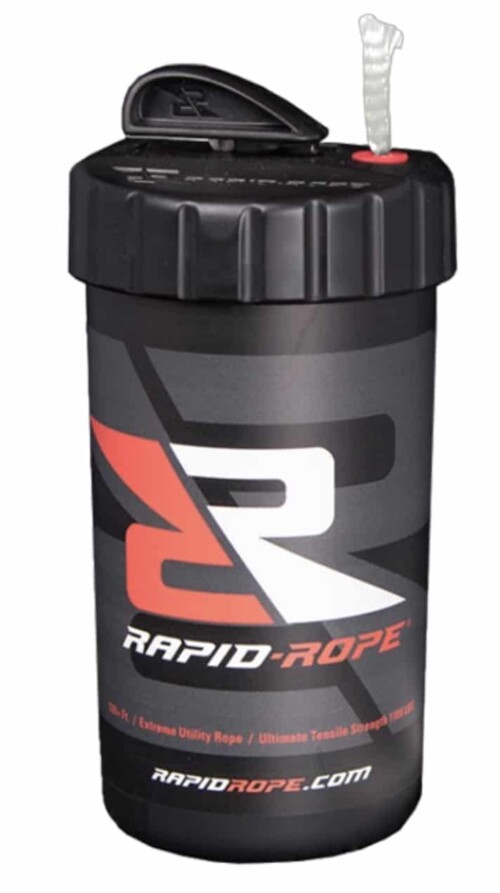 Rapid Rope for Yule