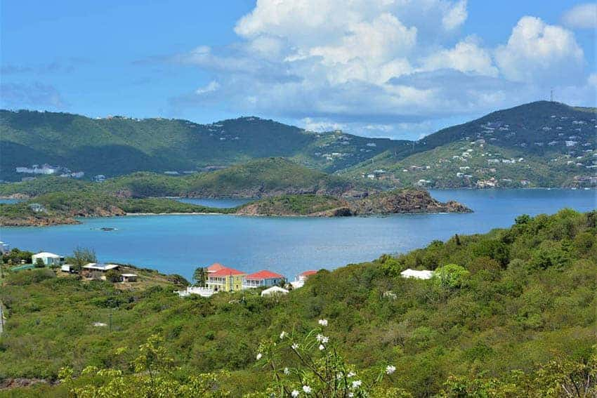 Water Island, in the US Virgin Islands