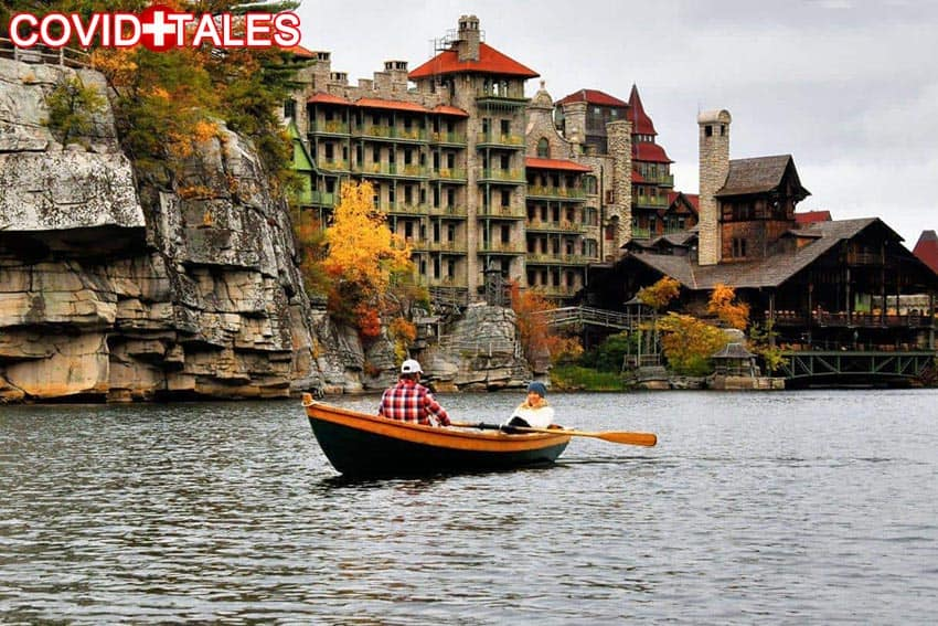 Mohonk Mountain House: A Tranquil Escape
