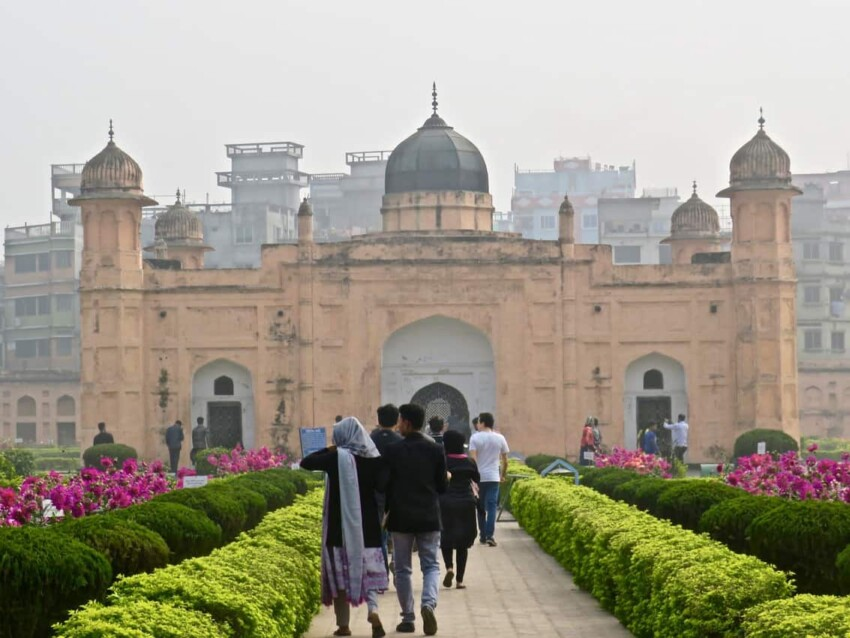 Lalbagh Fort in Dhaka, Bangladesh. Federica Petrilli photos.