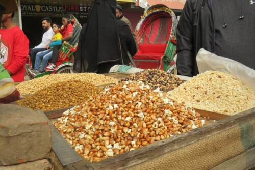 peanuts in Old Dhaka