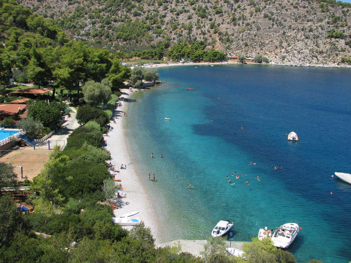 Corinth Beach