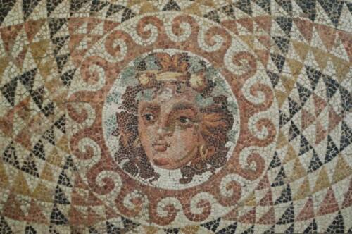 Corinth moasic