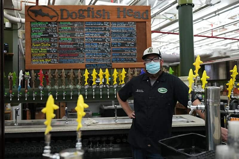 Dogfish Head Brewery and Tasting Room