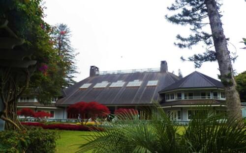 Former Lodge at Koele