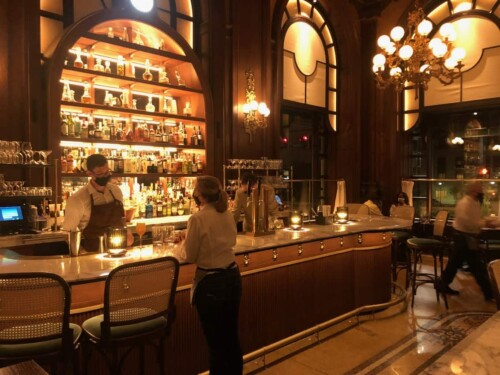 Le Cavalier at the Green Room, Hotel DuPont Wilmington DE