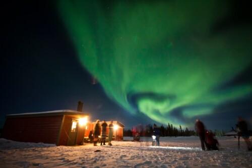 Arctic Winter Adventures in Sweden and Norway