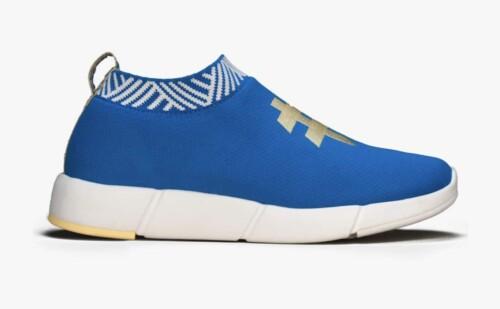 Ren's Original Shoes Ocean Blue