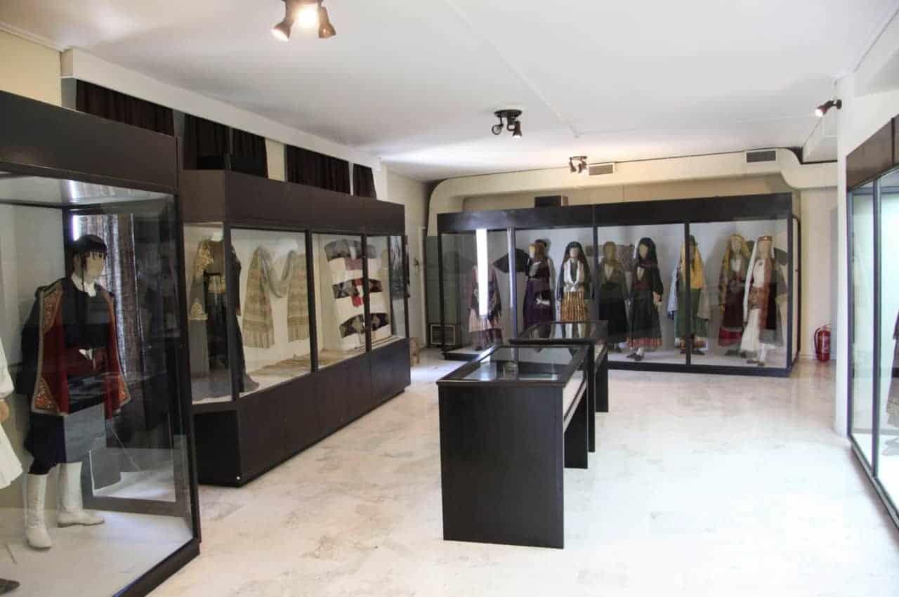 Corinth folkloric Museum