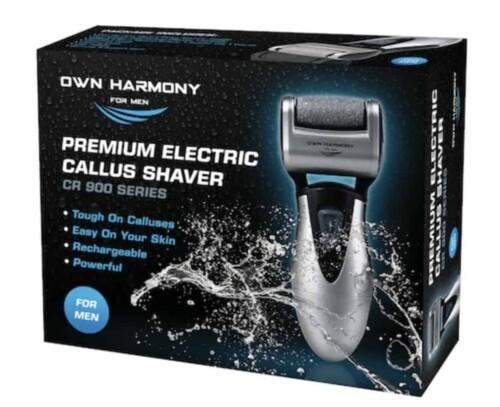 Own Harmony callus shaver for men