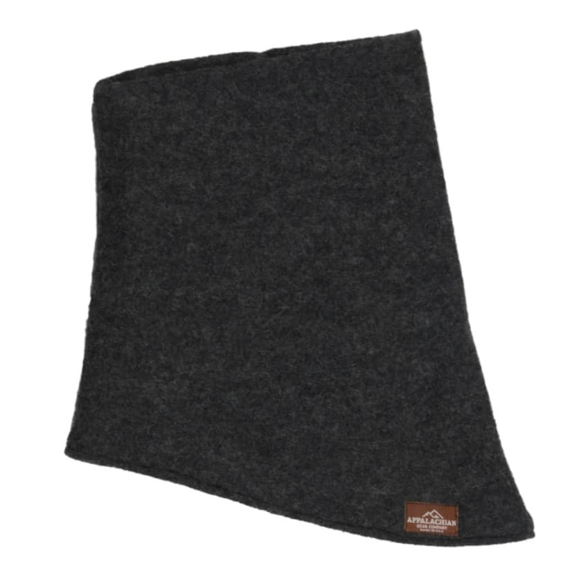 Gaiters made of wool