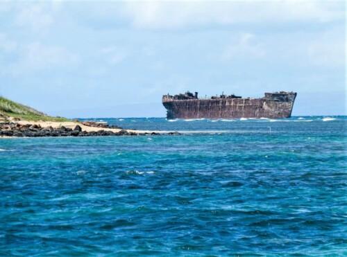 Shipwreck Beach Lanai