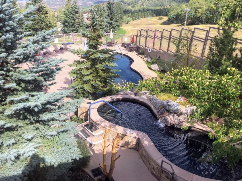 The Spa at Timberline Lodges one of the luxury resort options on Snowmass Mountain.