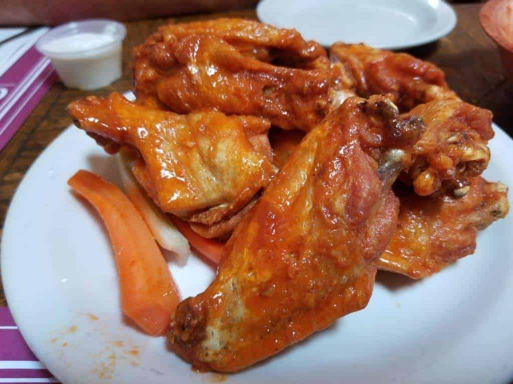 Buffalo Wings Archer Bar