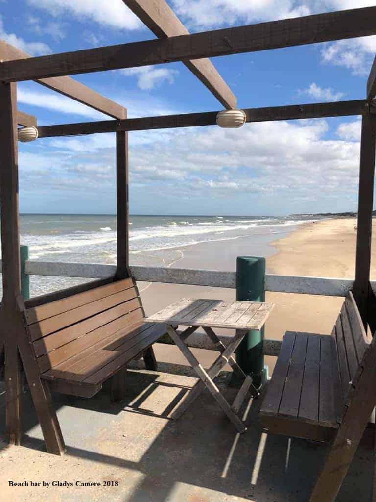 Beach bar taken by Gladys Camere 2018