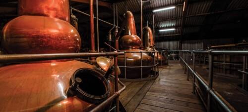 Dingle Distillery in Ireland