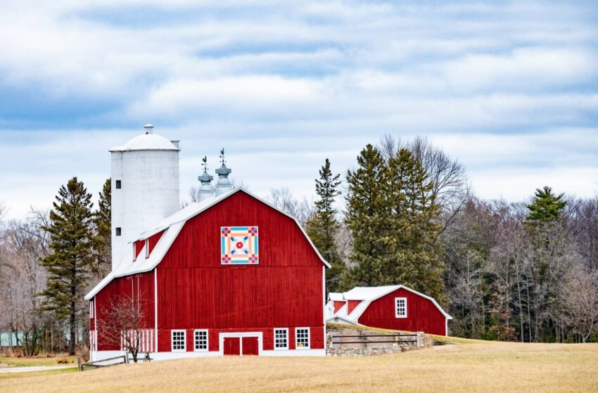 Door County's landscape is a mix of orchards, vineyards, quaint villages, family farms, and a wealth of public lands.