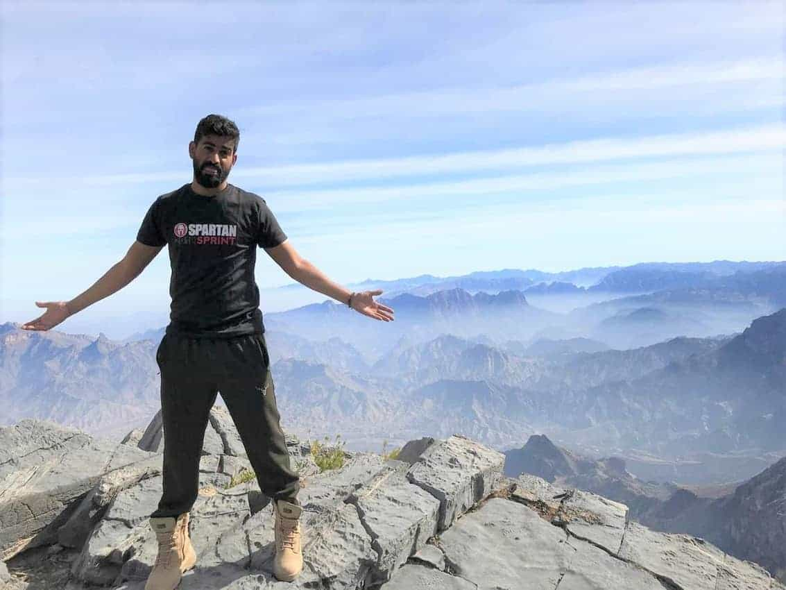 Munthr Talib Aljabri Hola Oman guide