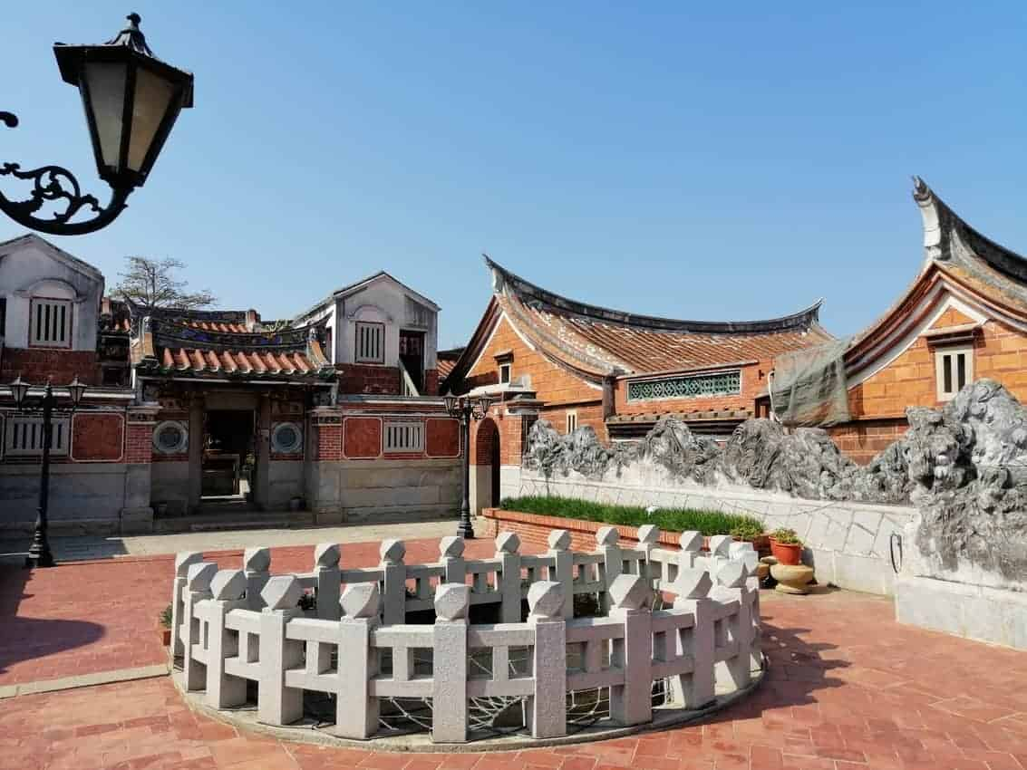 The Shanhou Folk Culture Village Courtyard
