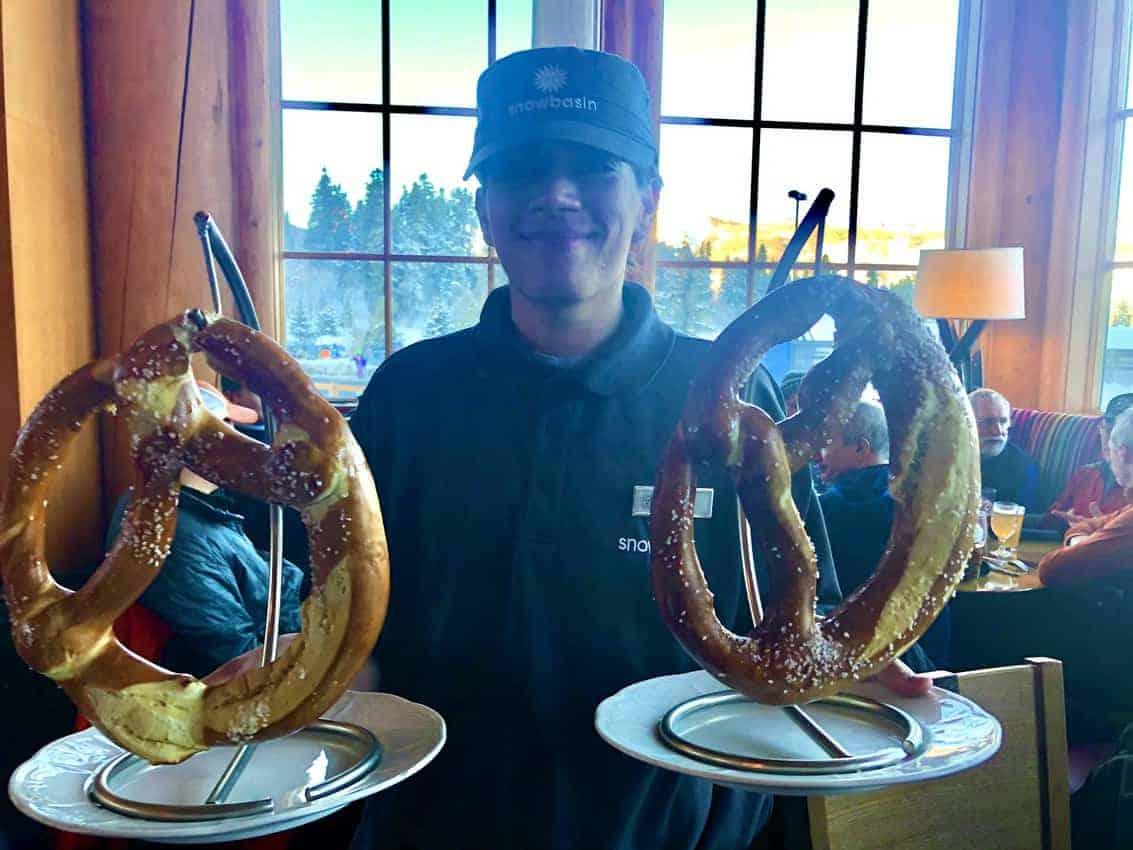 giant pretzels cinnabar
