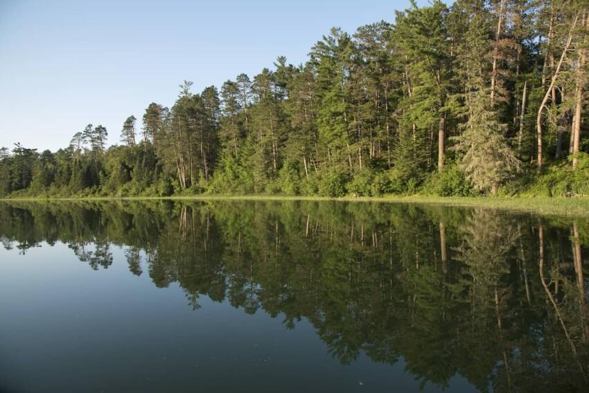 Lake Itasca: Where the Mississippi Starts