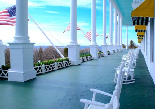 longest porch in the world